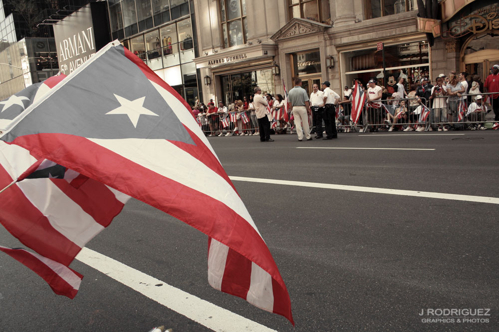 Puerto Rican Day Parade - By Jay Rodriguez