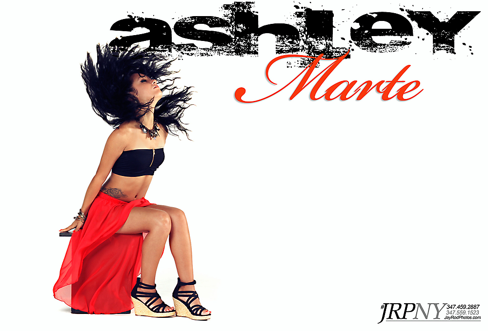 Ashley Marte - Aspiring Model - Brooklyn, NY